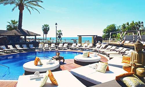 Beach Clubs La Sala Beach