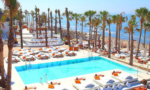 Beach Club Nikki Beach